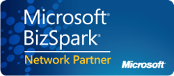 prostředí Office 365, Sharepoint, ASP .NET MVC, Windows Azure BizSpark - Network Partner